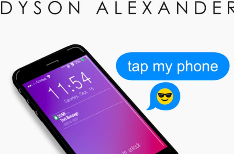 tap-my-phone
