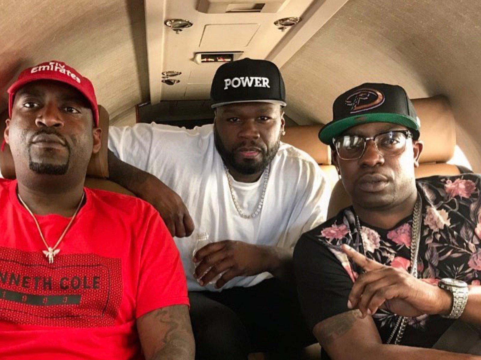 Tony Yayo 50 Cent Uncle Murda