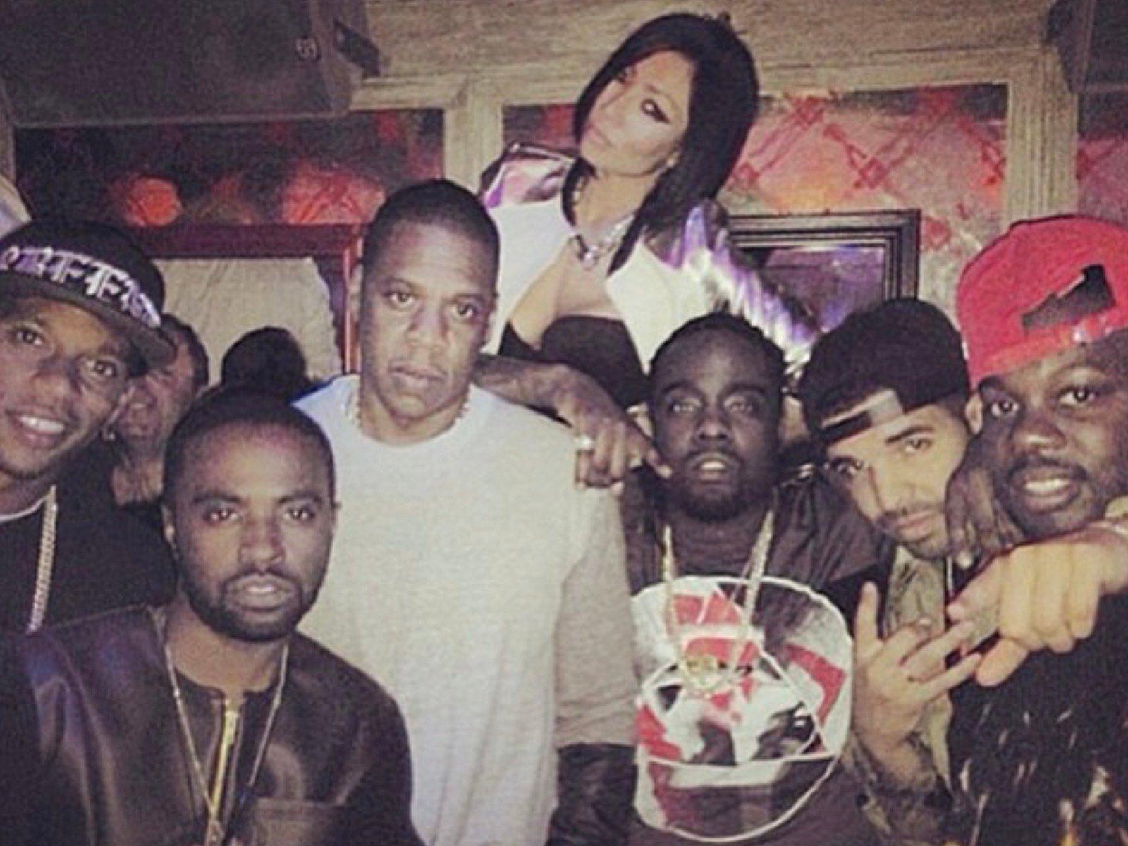 Wale Jay Z