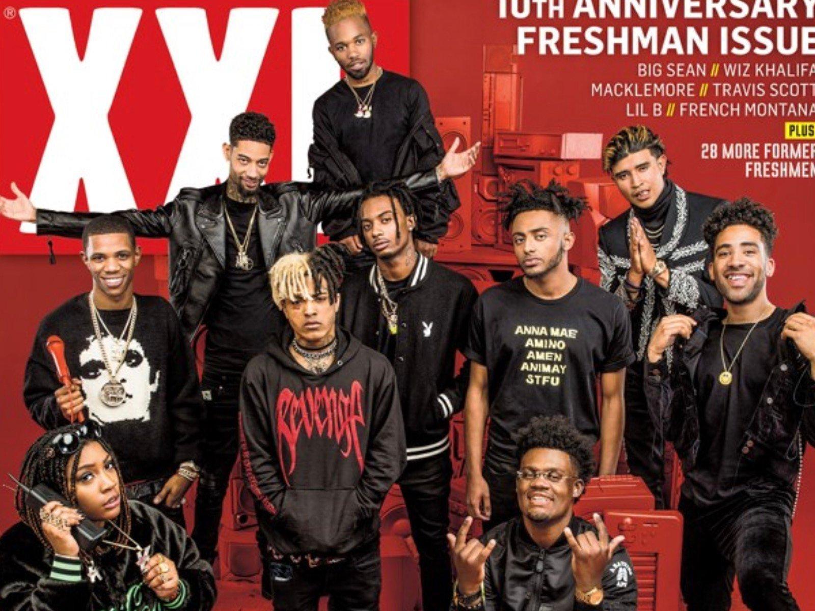 XXL Magazine Freshman Class of 2017