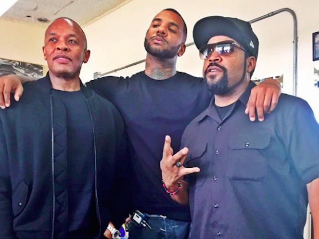 Dr. Dre Lil' Ghetto Boy
