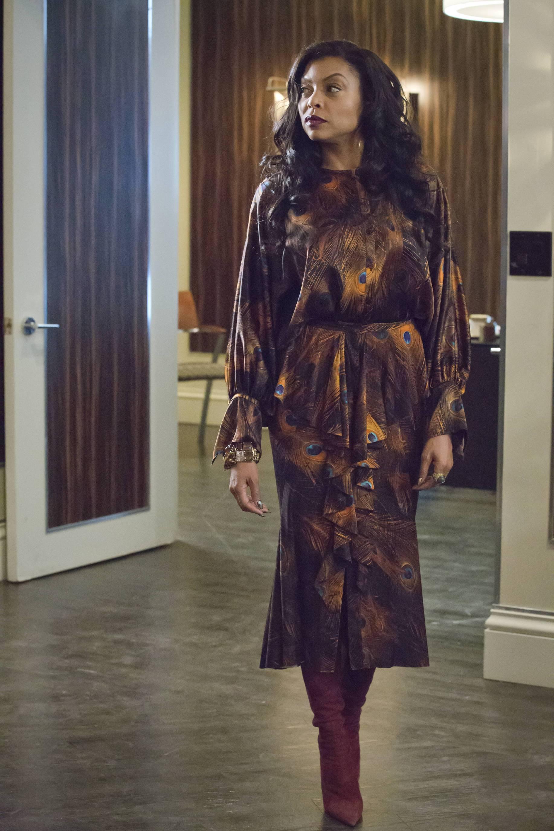 "EMPIRE: Taraji P. Henson in the ""More Than Kin"""